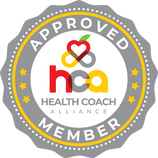 Health Coach Alliance Approved Member Seal